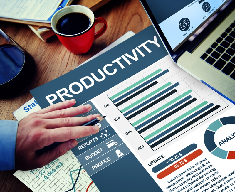 Unified communications will help improve your overall productivity.